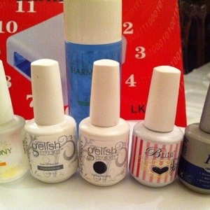 Tutorial Simple Gel Nails Diy Home Kit Glamify Sg