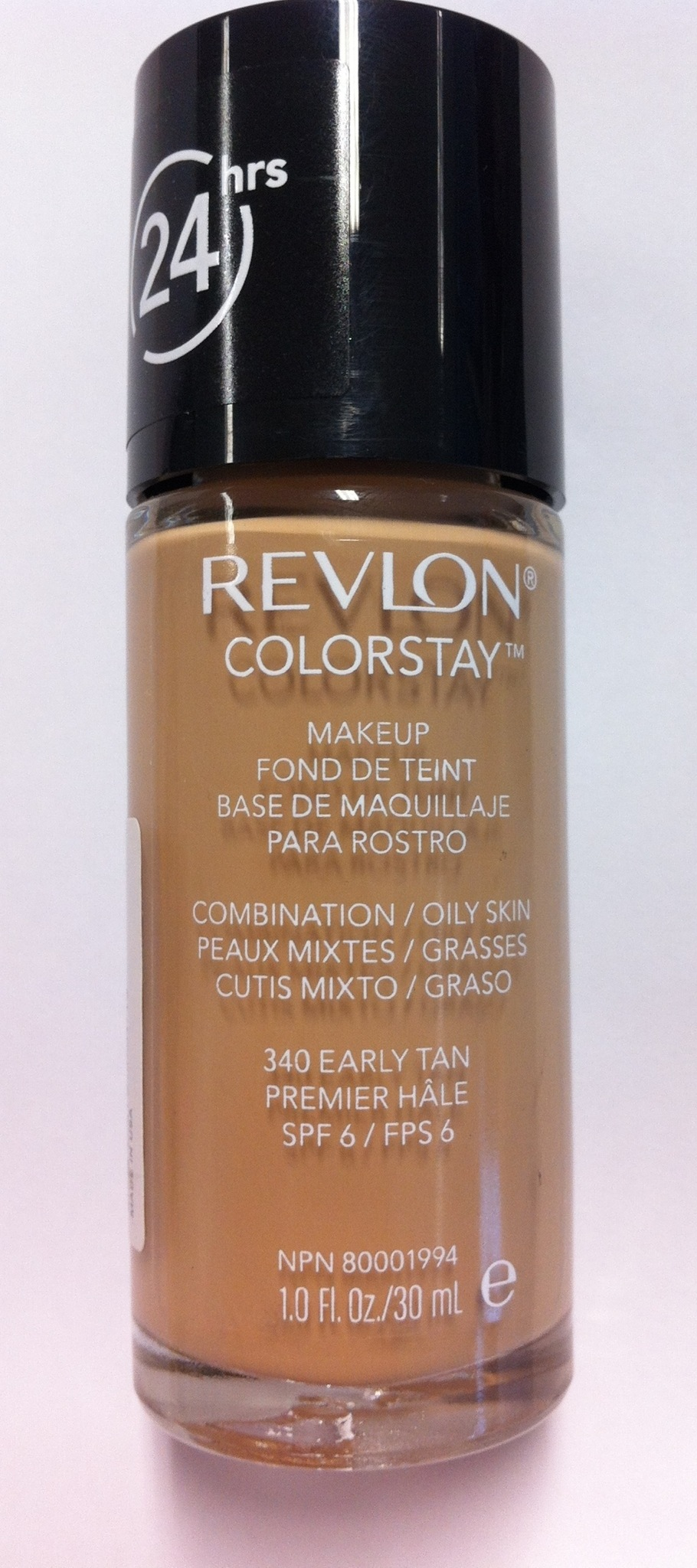 What Foundations Do Makeup Artists Use: Review: Entire Collection Of 24 Hour Revlon Colorstay