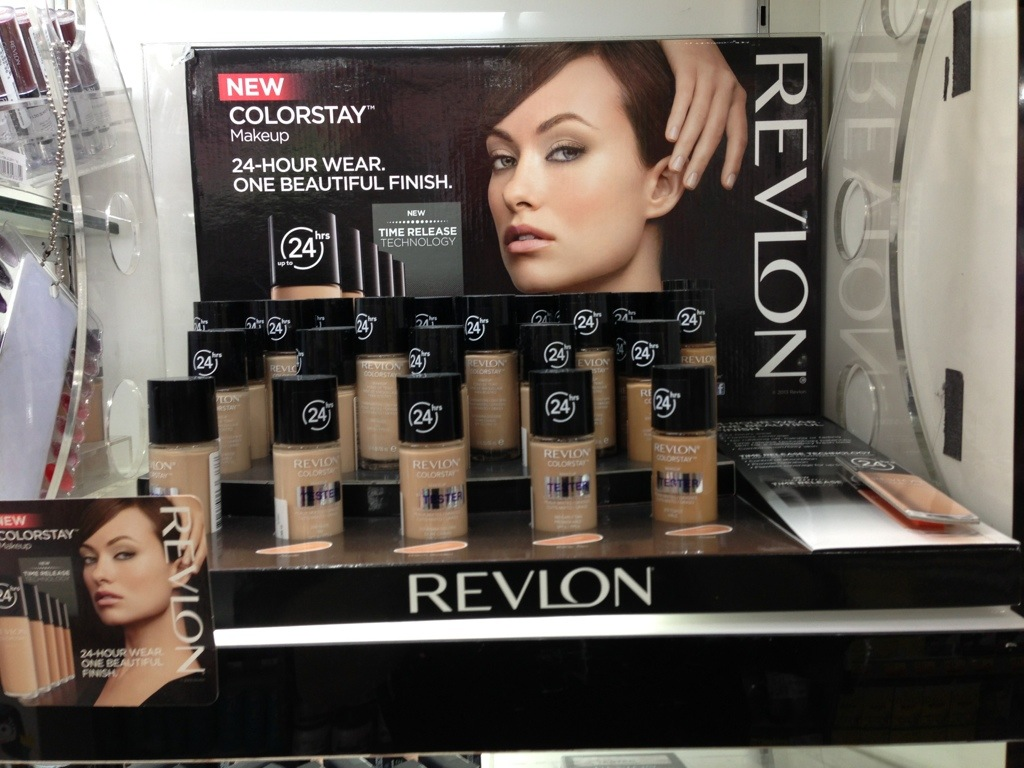 Review Entire Collection Of 24 Hour Revlon Colorstay Makeup Liquid Foundation For Oily Combination Skinglamify Sg