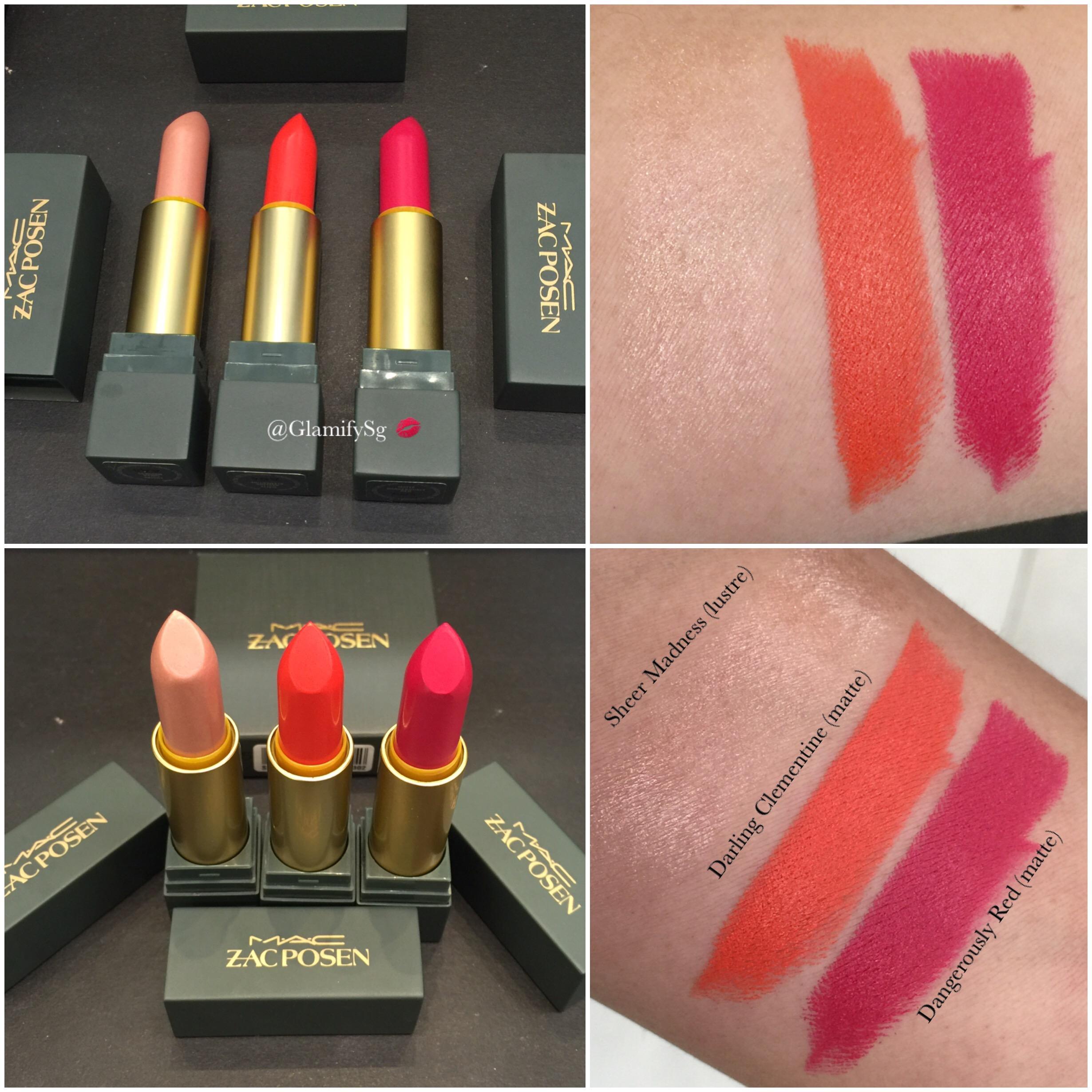 ผลการค้นหารูปภาพสำหรับ mac zac posen lipstick